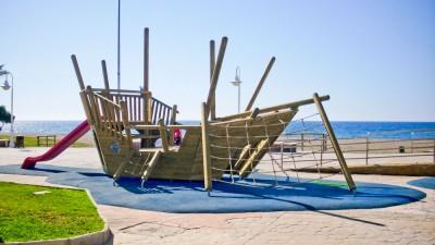 Diseño Parque Infantil